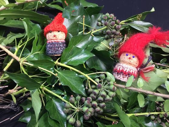 Selbergemachte Jultomte