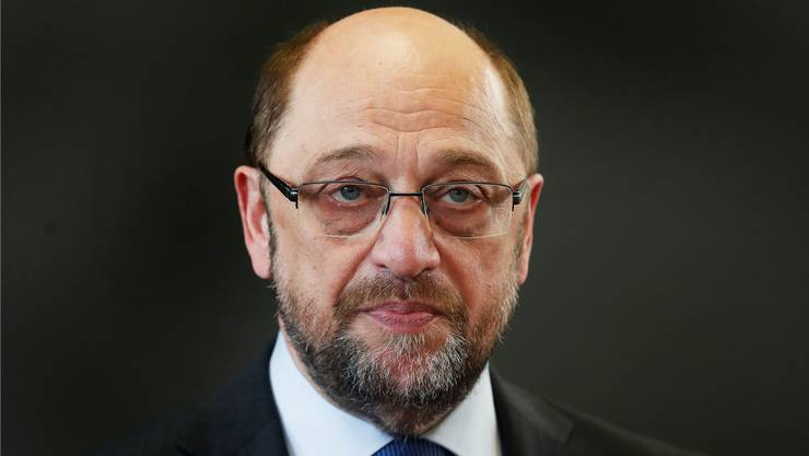SPD-Kanzlerkandidat Martin Schulz.