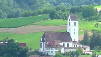In der römisch-katholischen Kirche von Herznach wird ein Nachfolger für Rolf Zimmermann gesucht. archiv