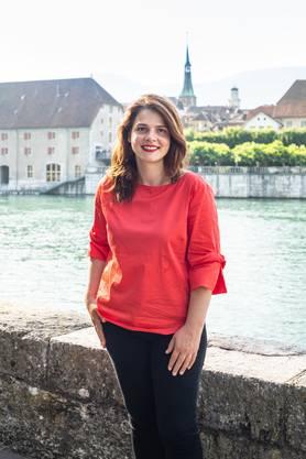 Vor ihrer zweiten Ausgabe der Solothurner Filmtage als Direktorin: Anita Hugi.