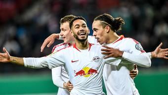 Cunha schoss Leipzig zum Sieg
