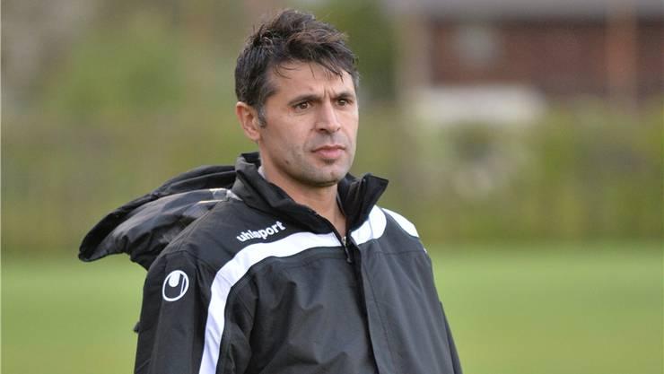 Vor seinem Wechsel zu Iliria trainierte Xhevxhet Dullaj die A-Junioren des FC Wangen