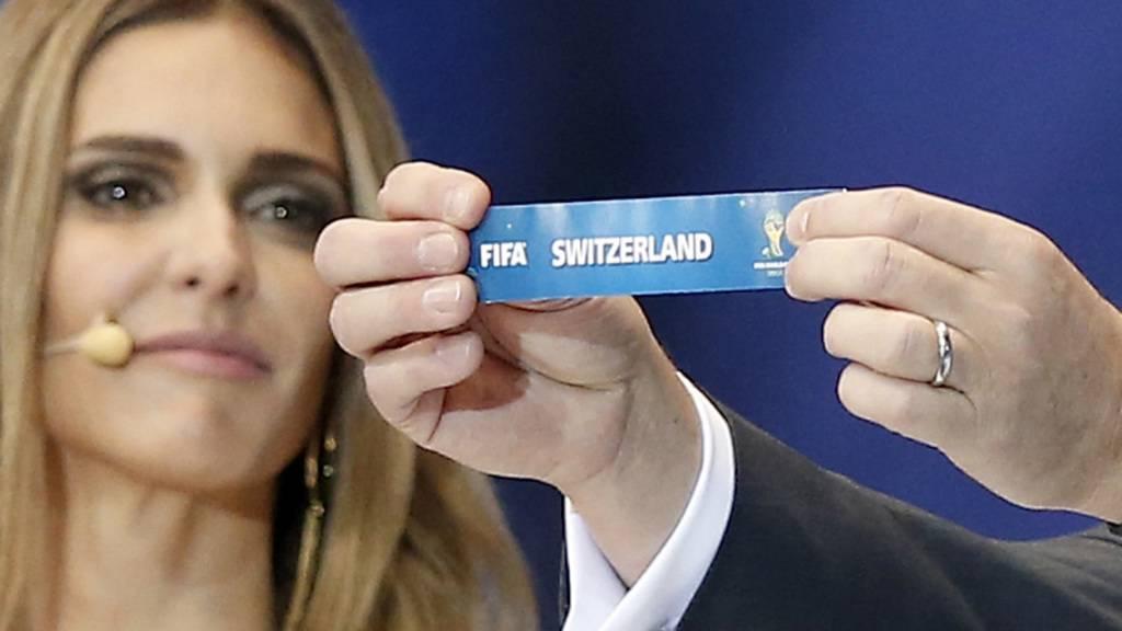 Am 7. Dezember werden in Zürich die WM-Qualifikationsgruppen von Europa ausgelost