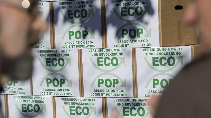 Die Ecopop-Vorlage ist in aller Munde.