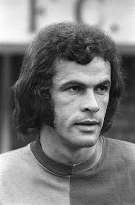 Ottmar Hitzfeld im Jahr 1973.