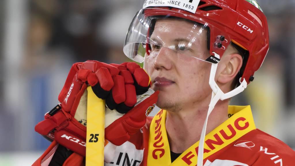 Toni Rajalas Hattrick zum Sieg gegen Fribourg