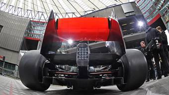 Neues Motorenregime ab 2014 ( hier der McLaren Mercedes MP4-26)