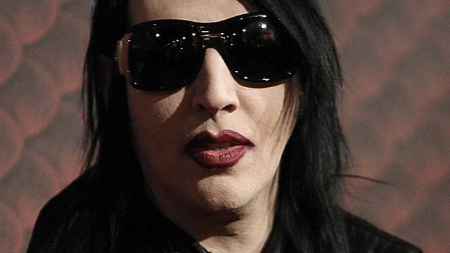US-Musiker Marilyn Manson (Archiv)