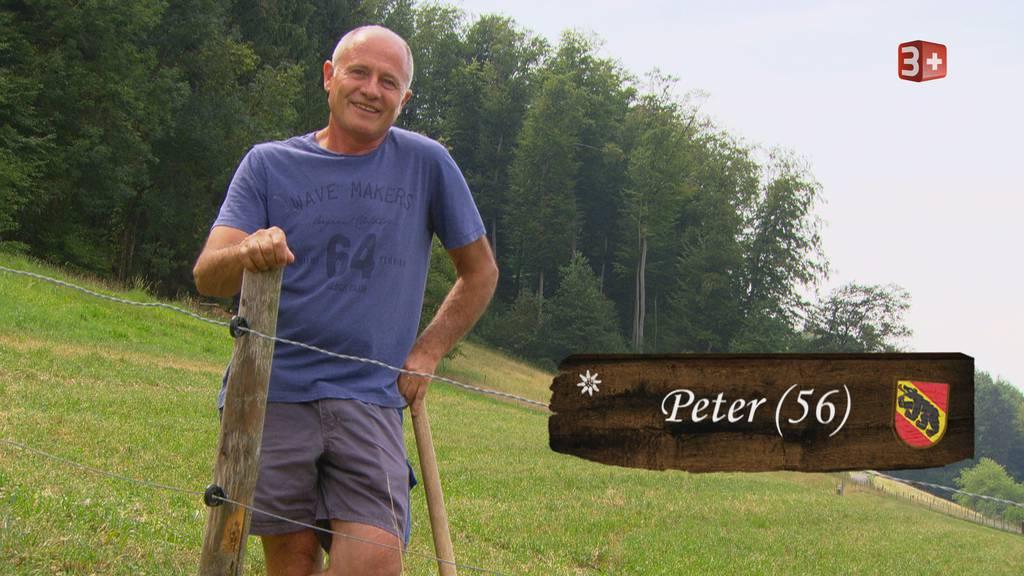BAUER, LEDIG, SUCHT... ST14 - Portrait Peter (56)