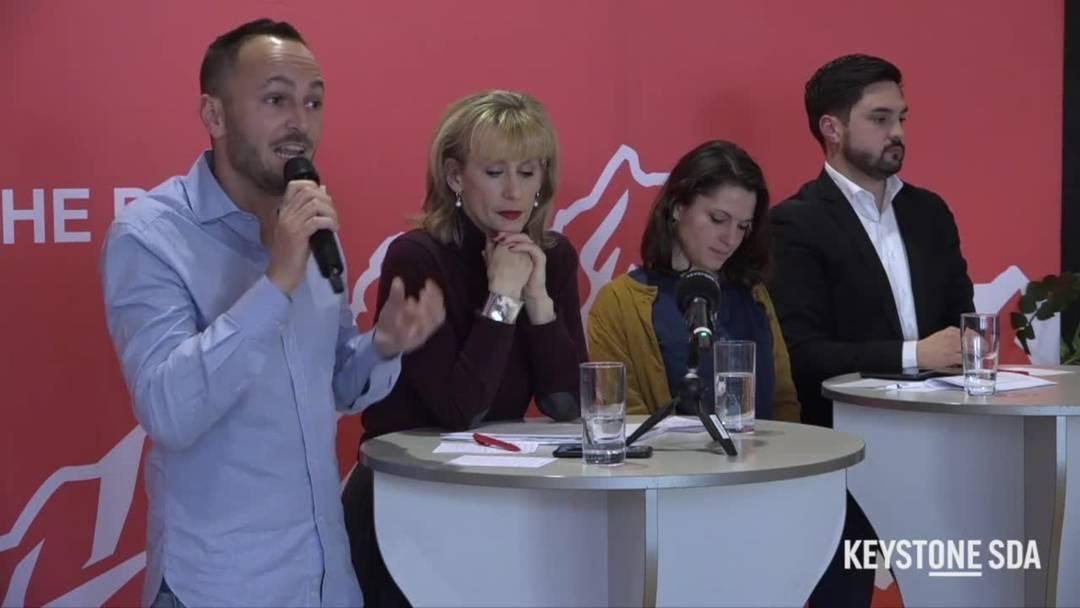 Zwei Kandidatenpaare für SP-Präsidium treten erstmals öffentlich auf