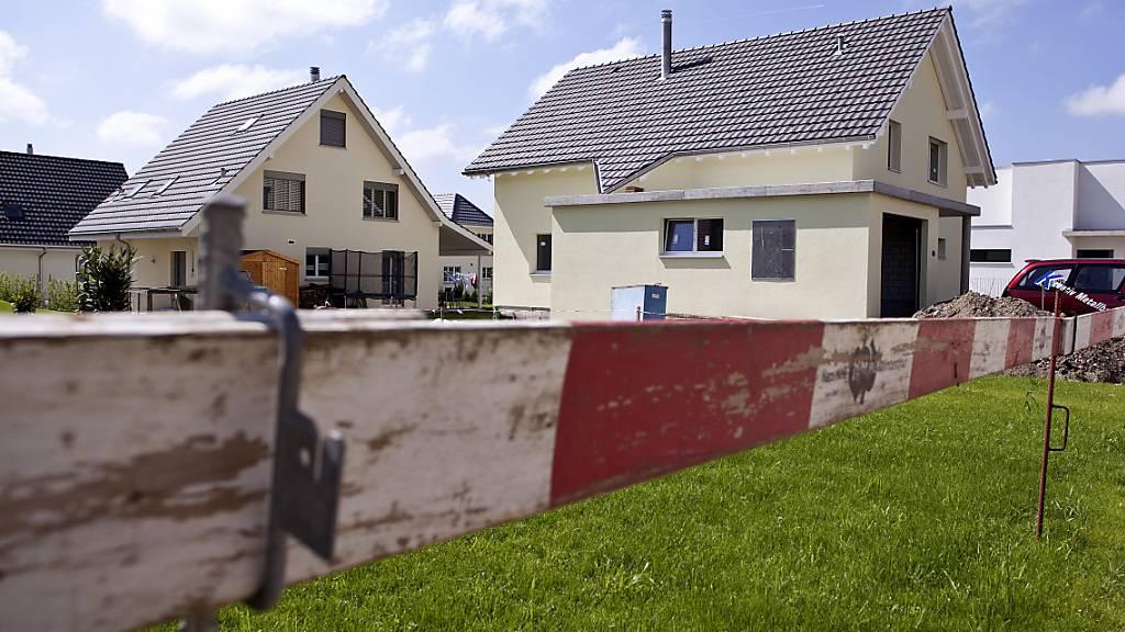 Wohnimmobilien-Preise trotz Pandemie weiter gestiegen