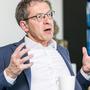 «Erschütternde Vorfälle»: Urs Hofmann, Präsident der Konferenz der Justiz- und Polizeidirektoren (KKJPD).