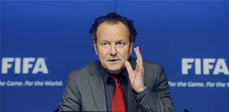 Mark Pieth, Professor für Strafrecht der Universität Basel.