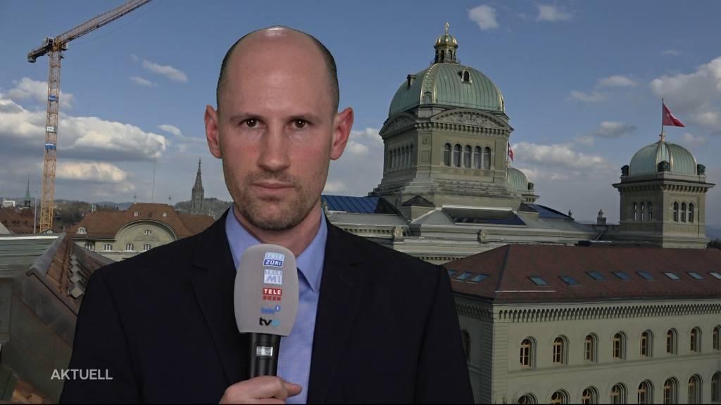 Matthias Steimer zum Bundesrats-Entscheid