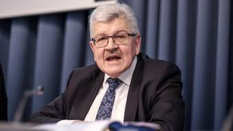 Roland Brogli als Regierungsrat