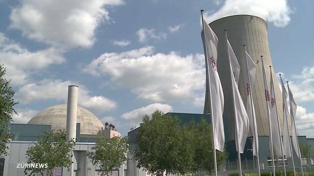 Reaktor-Abschaltung Gösgen