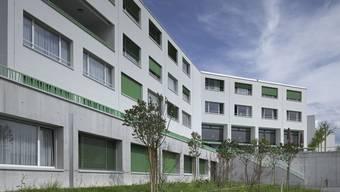 Alterszentrum Weihermatt, Südwestfassade nach dem Umbau
