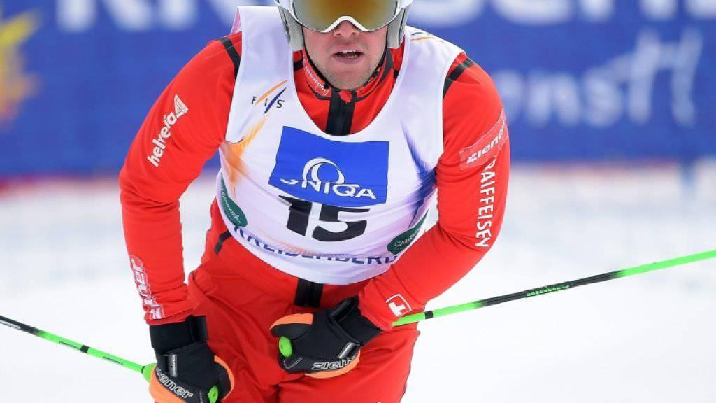 Marc Bischofberger triumphierte in Innichen zum zweiten Mal innerhalb von 24 Stunden