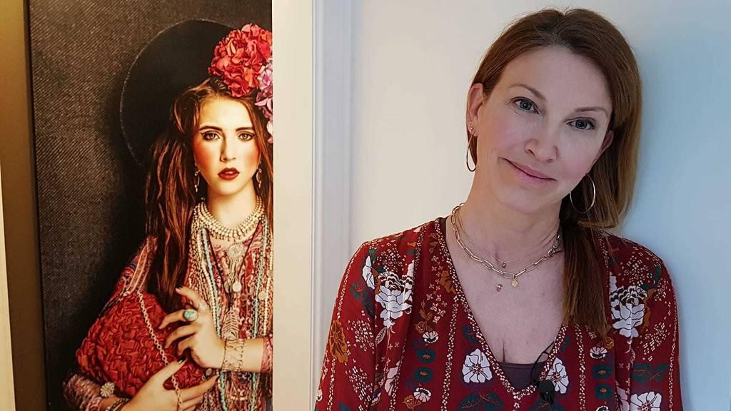 Designerin Réjane Rosenberger: «Satinkissen gehen gar nicht»
