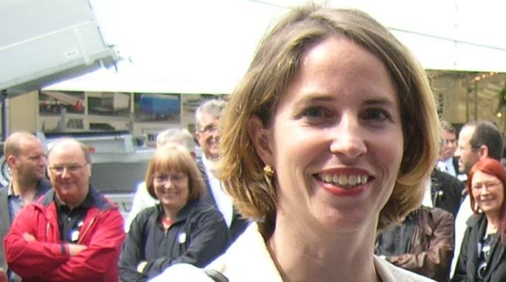 Läckerli-Huus-Chefin Miriam Blocher wohnt in Rheinfelden.