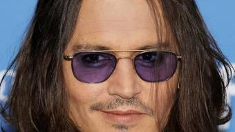 Schauspieler Johnny Depp (Archiv)