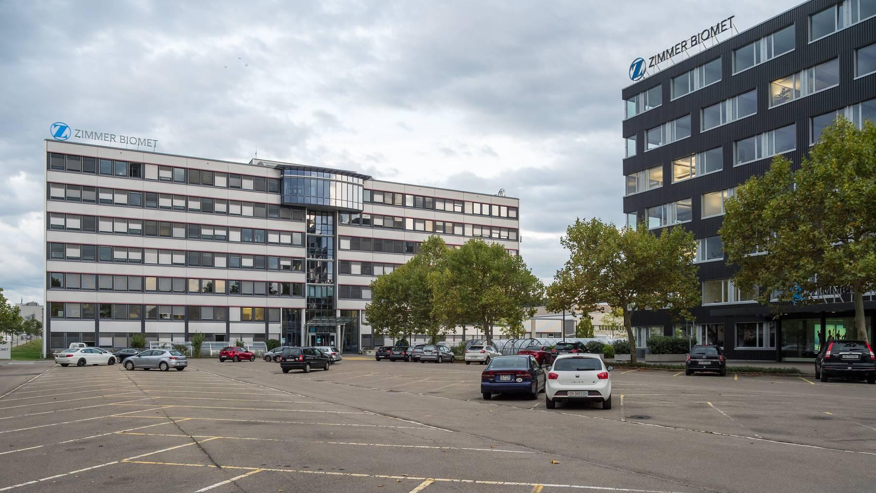 US-Medtech-Firma zieht nach Zug