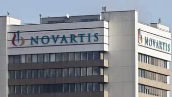 Der zweite Teil des Hochhauszonen-Bebauungsplans für den Novartis Campus in Basel geht ans Parlament. (Symbolbild)