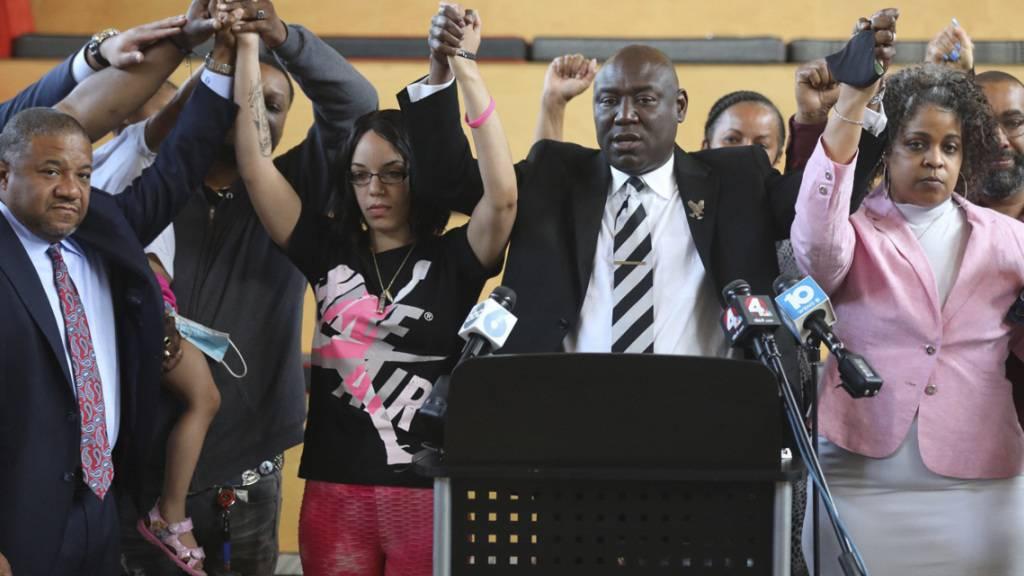 Millionen-Entschädigung für Familie von schwarzem Polizeiopfer