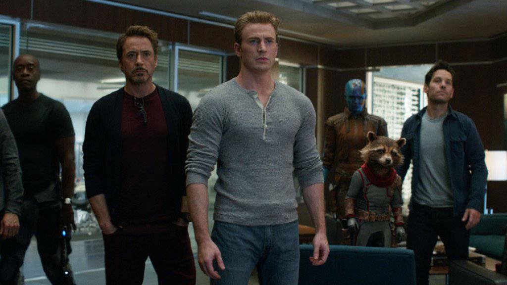 Rekordstart für «Avengers: Endgame»