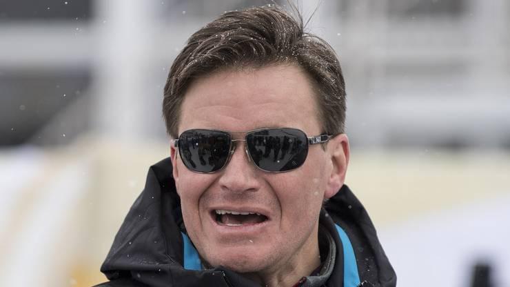 Der Präsident von Swiss-Ski ist in der Öffentlichkeit weniger präsent als auch schon, hält im Hintergrund aber immer noch alle (Macht-)Fäden in der Hand.