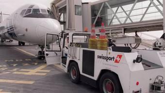 Nächster Übernahmekandidat von Swissport ist Servisair (Archiv)