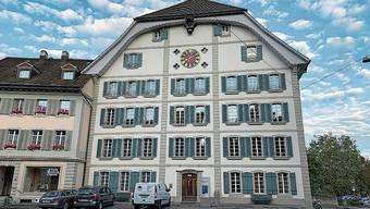 Das KV-Schulhaus soll Verwaltungssitz werden.
