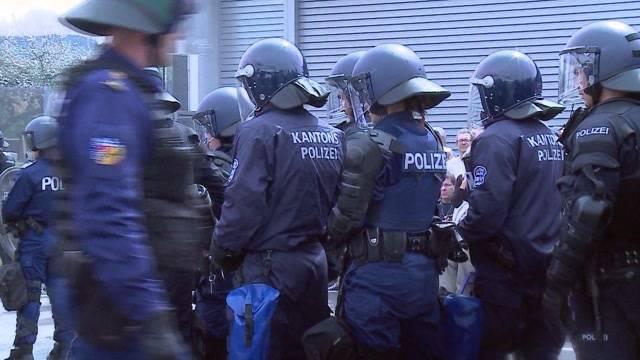 Reaktionen auf gestrichenen Polizeilehrgang