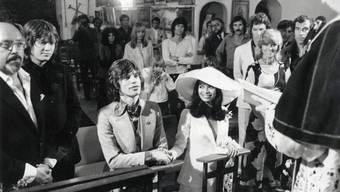 So hat man die Stones noch nie gesehen: Die Bilder zum 50. der Rolling Stones