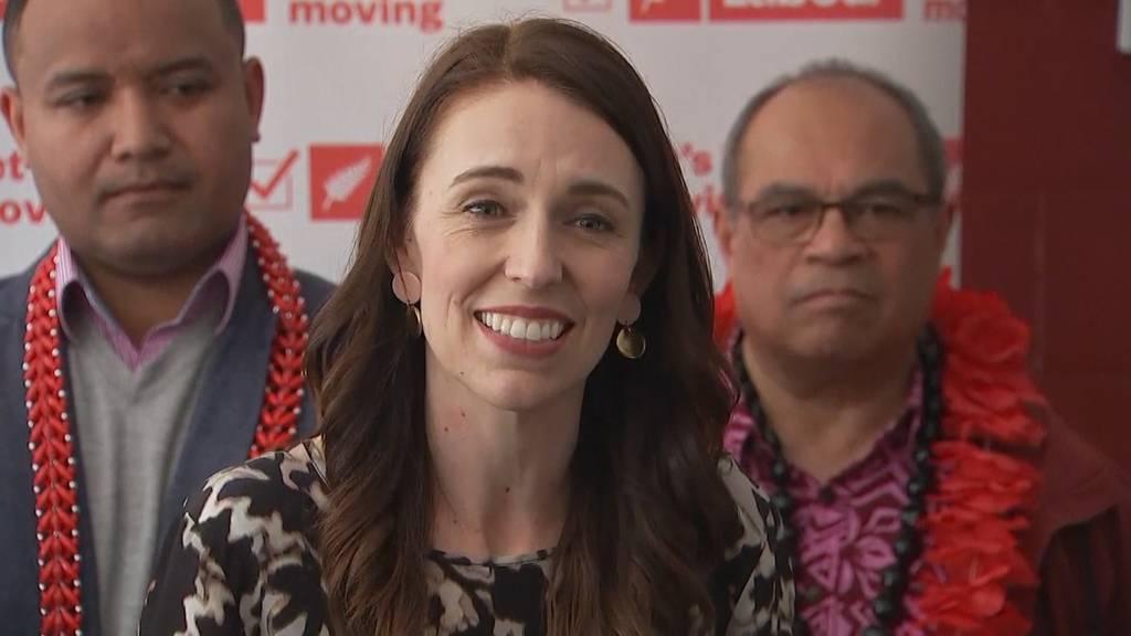 Neuseeland: Historische Sieg für Jacinda Ardern