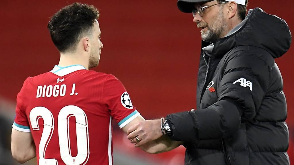 Liverpool versucht alles – und scheidet aus