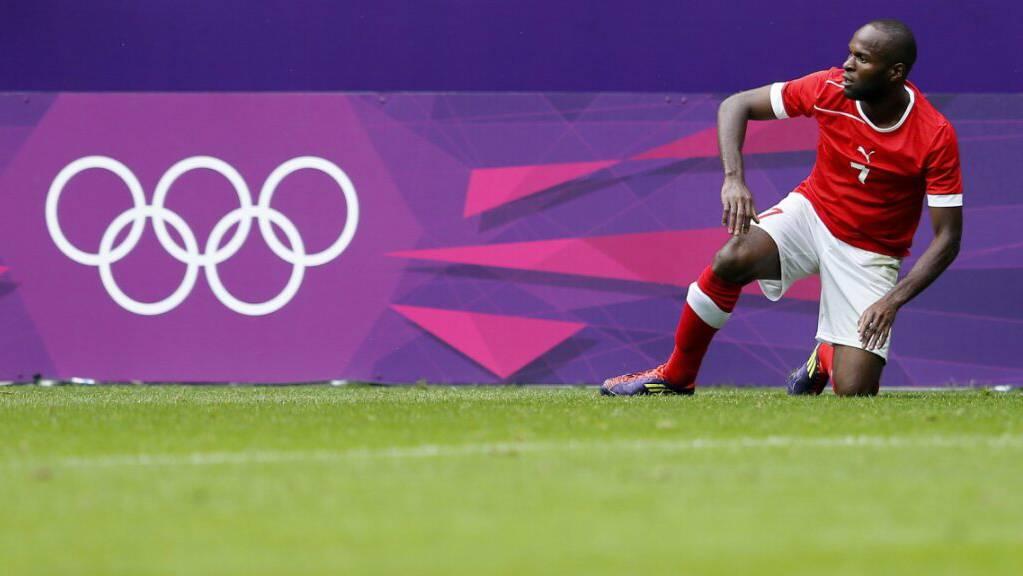 Innocent Emeghara spielte für die A-Nationalmannschaft und war 2012 auch Teil der Schweizer Olympia-Mannschaft.