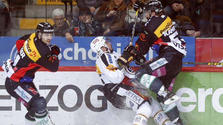 Lugano und Bern verbindet die älteste Titel-Rivalität seit der Einführung der Playoffs.