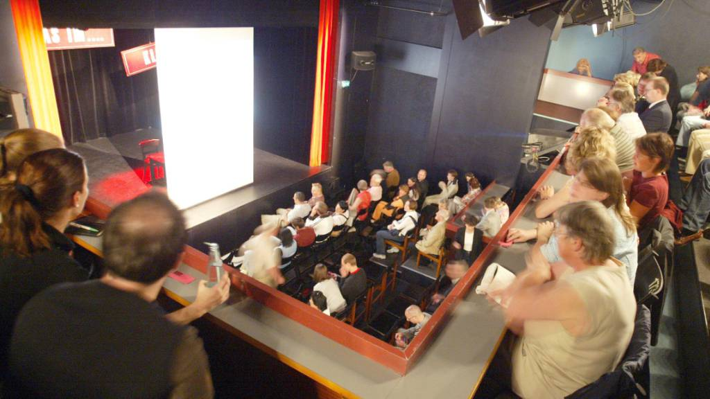 Luzerner Kleintheater stellt seinen Betrieb bis 21. Februar ein