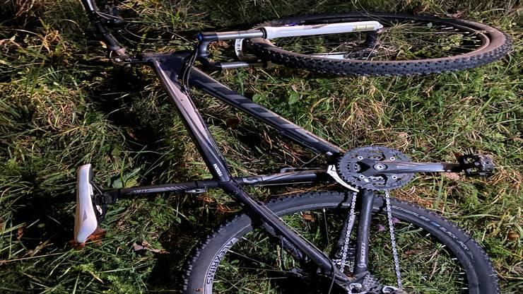 Die Radfahrerin musste ins Spital.