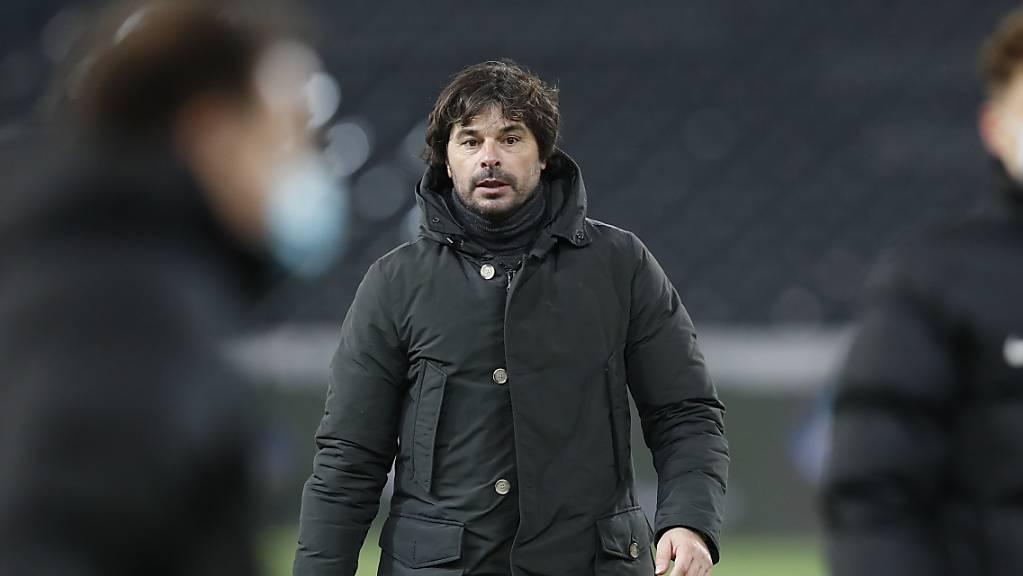 Ciriaco Sforza glaubt, dass dem FC Basel nur der Spielrhythmus fehlt.