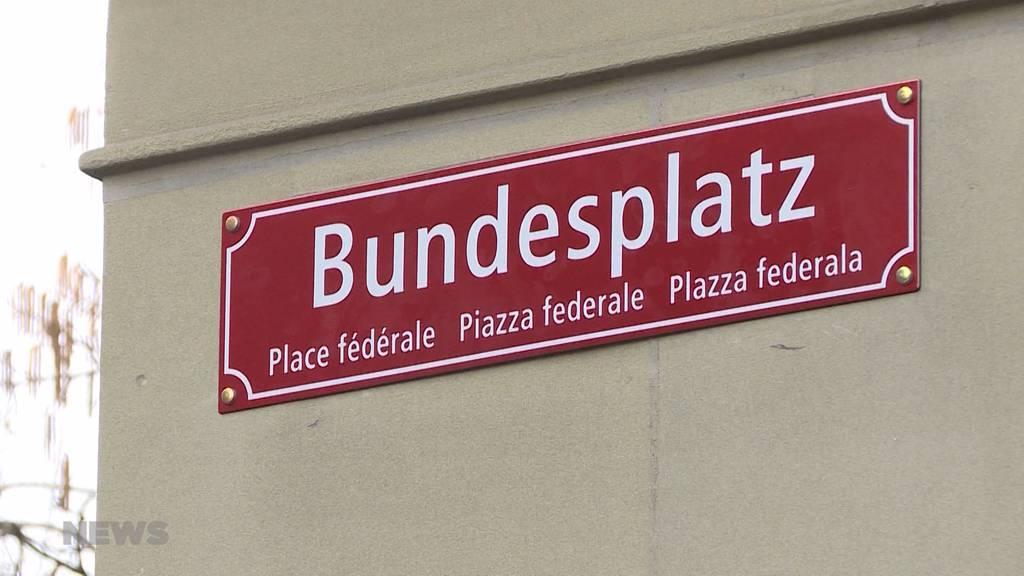 Mehr Diversität auf Berner Schildern