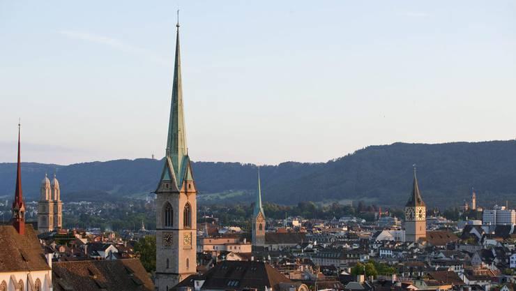 Kirchen verlieren in Zürich an Anhängern – ein Drittel der Zürcher Stadtbevölkerung ist konfessionslos. (Archiv)