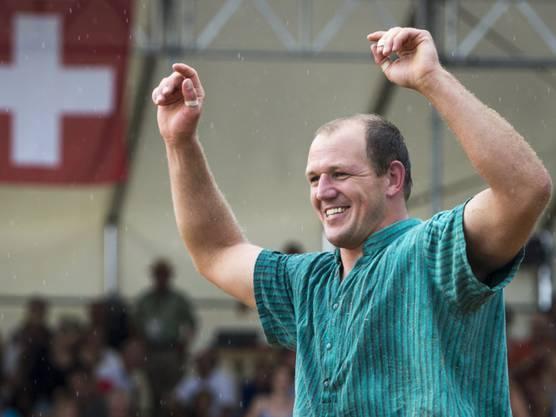 Bruno Gisler triumphiert wie im letzten Jahr beim Nordwestschweizer