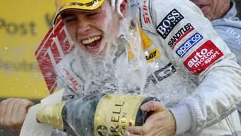 Paul di Resta sicherte sich den DTM-Titel