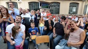 Public Viewings in Basel