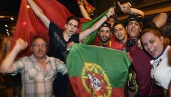 Portugal EM-Sieger Zürich