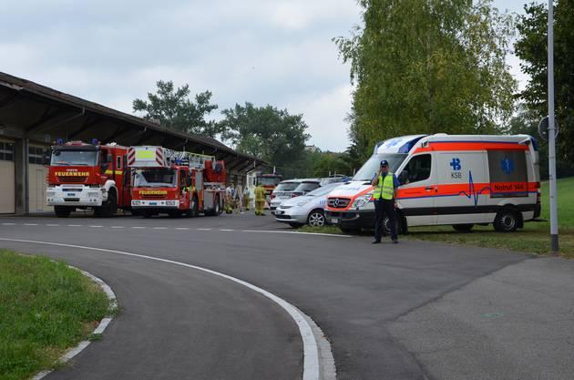 Im Einsatz waren die Kantonspolizei Aargau, die Regionalpolizei Brugg, die Feuerwehr Brugg und der wissenschaftliche Dienst des forensischen Instituts Zürich