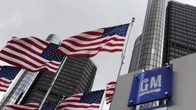 Sitz der General Motors in Detroit (Archiv)