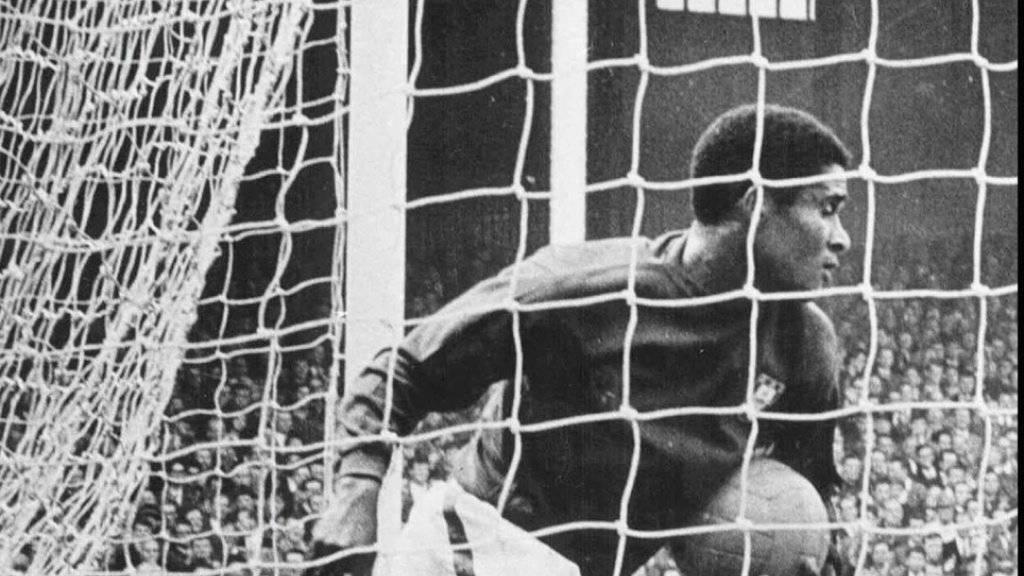 Unvergessen: Eusebio schiesst gegen Nordkorea vier Tore
